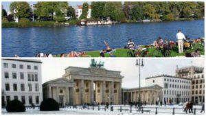 El tiempo en Berlín